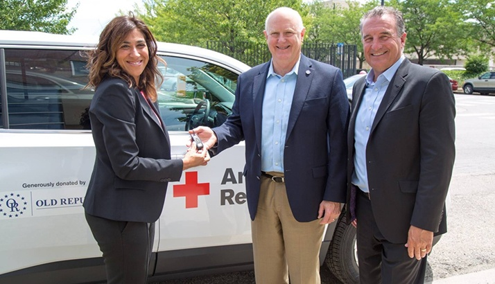 ORRM Partners with American Red Cross